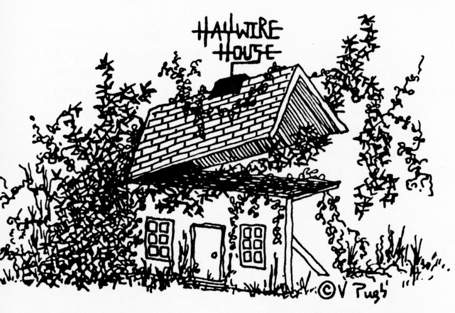 Haywire House